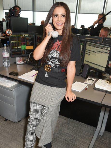 Cheryl answers the phones on behalf of Cheryl's Tr