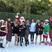 Image 8: The Kardashians shoot Winter Wonderland special
